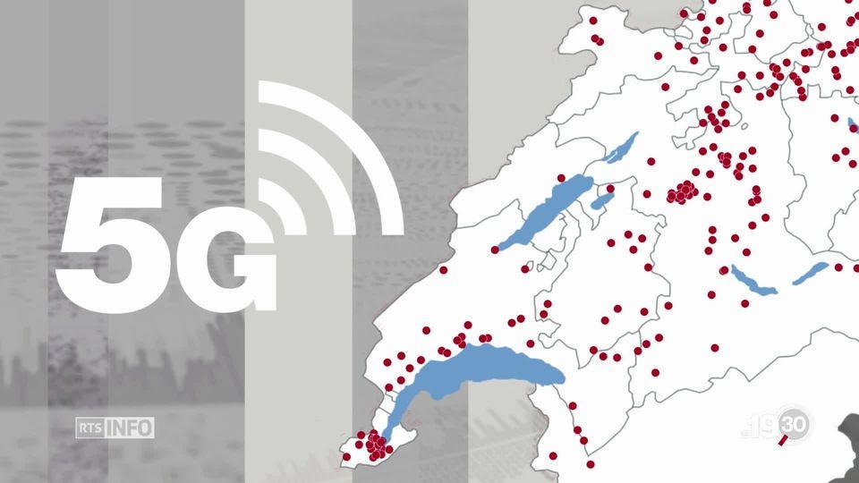 5G en Suisse
