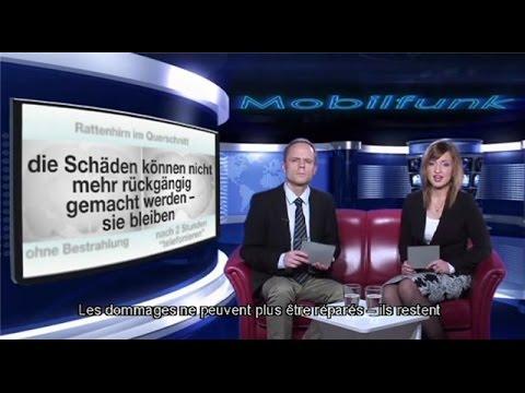 Un film de Klaus Weber 2015. Les atteintes biologiques de la téléphonie mobile.
